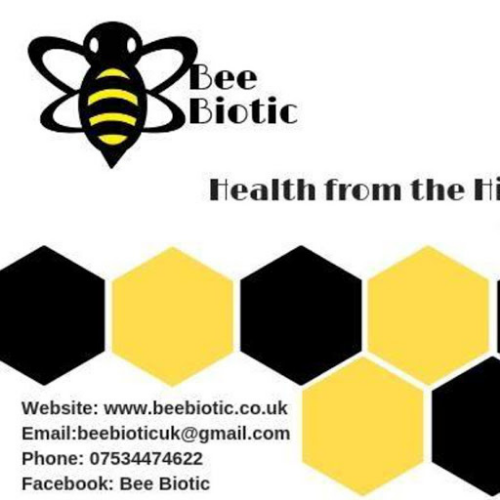 Bee Biotic logo