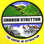 Church Stretton Town Council logo